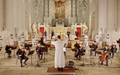 ORATIO -Größte Uraufführung seit dem zweiten Weltkrieg