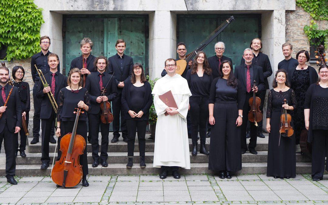 Münchner Barockmusik aus der Theatinerkirche